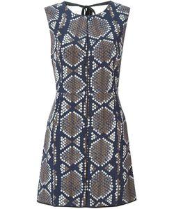 Marc Jacobs | Платье С Панельным Дизайном И Принтом