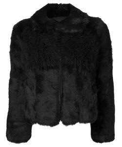 JOCELYN   Меховая Куртка На Молнии