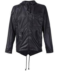 JOHN ELLIOTT + CO. | Hooded Zipped Coat