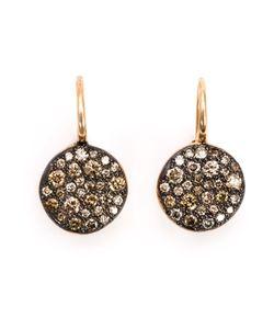 POMELLATO | Sabbia Diamond Drop Earrings