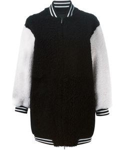 Blancha | Удлиненная Университетская Куртка