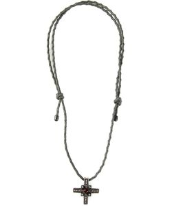 STEFANO TARTINI | Small Cross Necklace