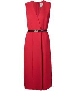 Jason Wu   Платье С V-Образным Вырезом С Запахом