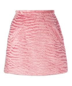 SRETSIS | Artificial Fur Skirt