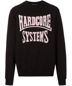 DEVON HALFNIGHT LEFLUFY | Hardcore Systems Sweatshirt