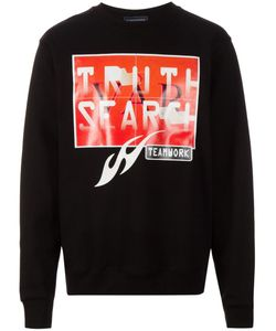 DEVON HALFNIGHT LEFLUFY | Truth Search Sweatshirt