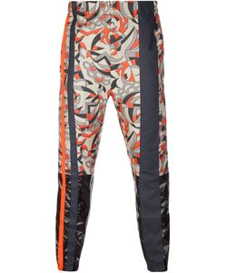 DEVON HALFNIGHT LEFLUFY | Contrast Panel Track Pants