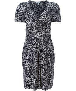 MOSCHINO VINTAGE | Платье С Леопардовым Принтом