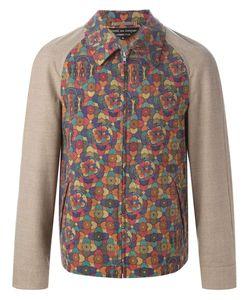 Comme Des Garcons | Куртка С Панельным Дизайном
