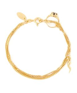 PURO IOSSELLIANI | Garnet Ring Tangled Bracelet