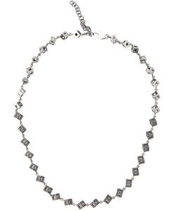 GAVELLO | Diamond Cubes Necklace