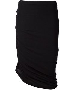 DRIFTER | Ruched Jersey Skirt