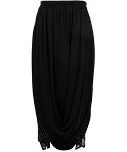NOCTURNE 22 | Draped Skirt
