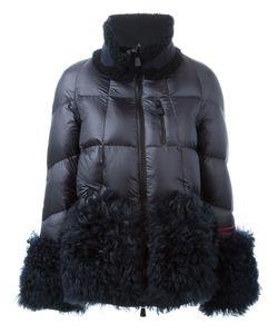 Moncler Grenoble | Дутая Куртка С Меховой Отделкой