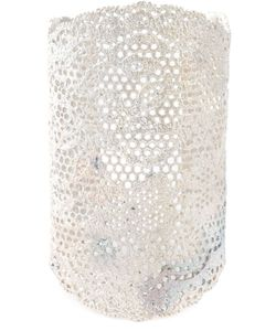 Aurelie Bidermann | Large Vintage Lace Cuff