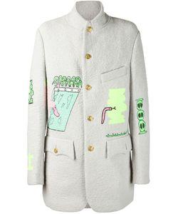 SANKUANZ | Printed Jacket