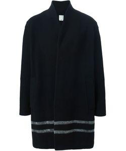 Cy Choi | Пальто С Контрастными Полосками