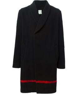 Cy Choi | Пальто С Контрастной Полоской