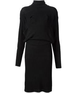 Bernhard Willhelm | Платье-Свитер С Высоким Горлом