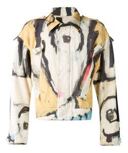 Bernhard Willhelm | Стилизованная Куртка С Абстрактным Принтом