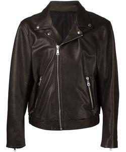 SECOND/LAYER | Классическая Байкерская Куртка