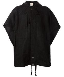 JAN JAN VAN ESSCHE | Short Sleeve Oversized Hooded Jacket