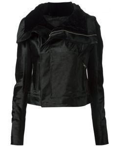 Rick Owens | Классическая Байкерская Куртка