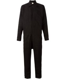 JAN JAN VAN ESSCHE | Buttoned Long Sleeve Jumpsuit