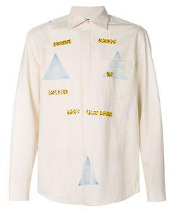 Bernhard Willhelm | Рубашка С Геометрическим Принтом