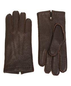RESTELLI | Перчатки Из Оленьей Кожи