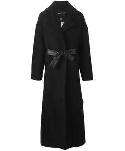 Pas Du Tout | Long Belted Coat