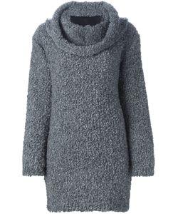 Pas Du Tout | Cowl Neck Sweater
