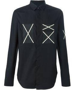 Cy Choi | Рубашка С Заплатками