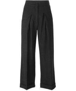 Pas Du Tout | Cropped Trousers