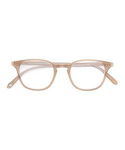 GARRETT LEIGHT | Clark Glasses Acetate/Metal Other