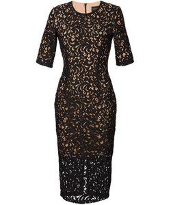 Misha Collection | Приталенное Кружевное Платье