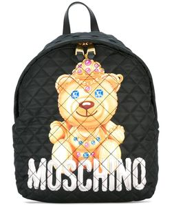 Moschino | Quilted Bear Backpack Polyester