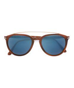 Persol | Oversized Sunglasses Adult Unisex 55 Acetate/Metal