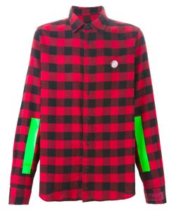 SOLD OUT FRVR | Patch Detail Flannel Shirt