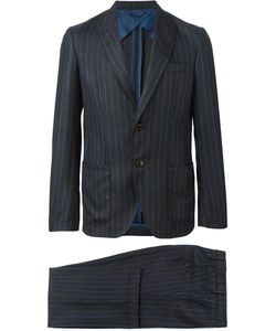 GUIDO DI RICCIO | Dehli Pinstriped Two Piece Suit