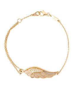 GARRARD | Diamond Detail Wing Bracelet