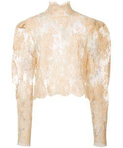 RYAN ROCHE | Кружевная Блуза
