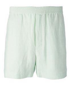 Qasimi | Elasticated Waistband Shorts Size 28