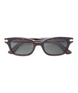 Gucci Eyewear | Western Accent Rectangular Sunglasses Size