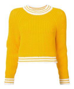 Milly   Fisherman Knit Sweater