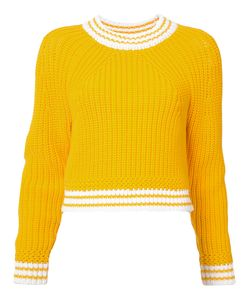 Milly | Fisherman Knit Sweater Size Small
