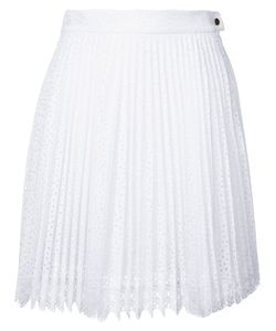 Antonio Berardi | Pleated Lace Skirt Size 42