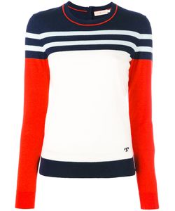 Tory Burch | Striped Jumper Size Small