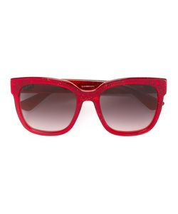 Gucci Eyewear | Square Frame Glitter Sunglasses Size
