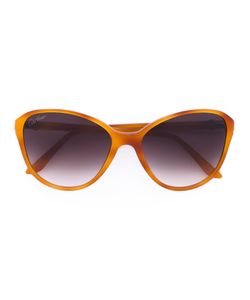 Cartier | Oversized Cat Eye Sunglasses